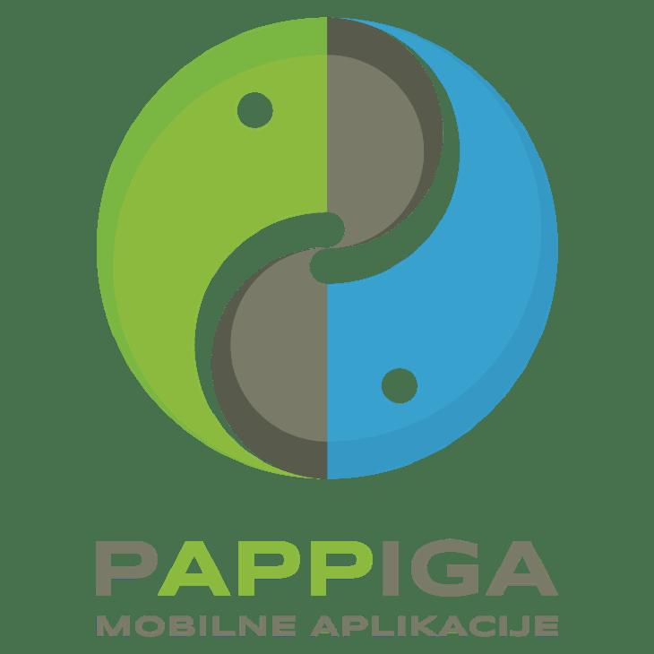 Pappiga LOGO square